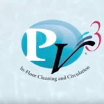 Paramount In-floor cleaning and circulation logo