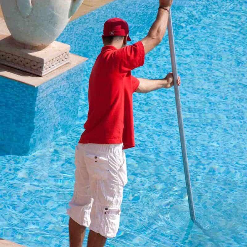 Inground Pools Service